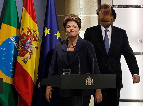 Ivan e Dilma